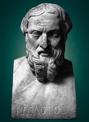 Herodot despre traci: dezbinaţi şi trândavi