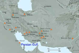 Map of Iran Archaeological Sites.jpg (36519 bytes)