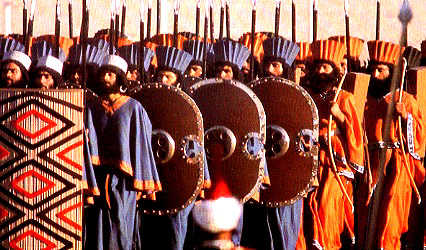 The gallery for --> Ancient Persian Warriors Ancient Persian Army