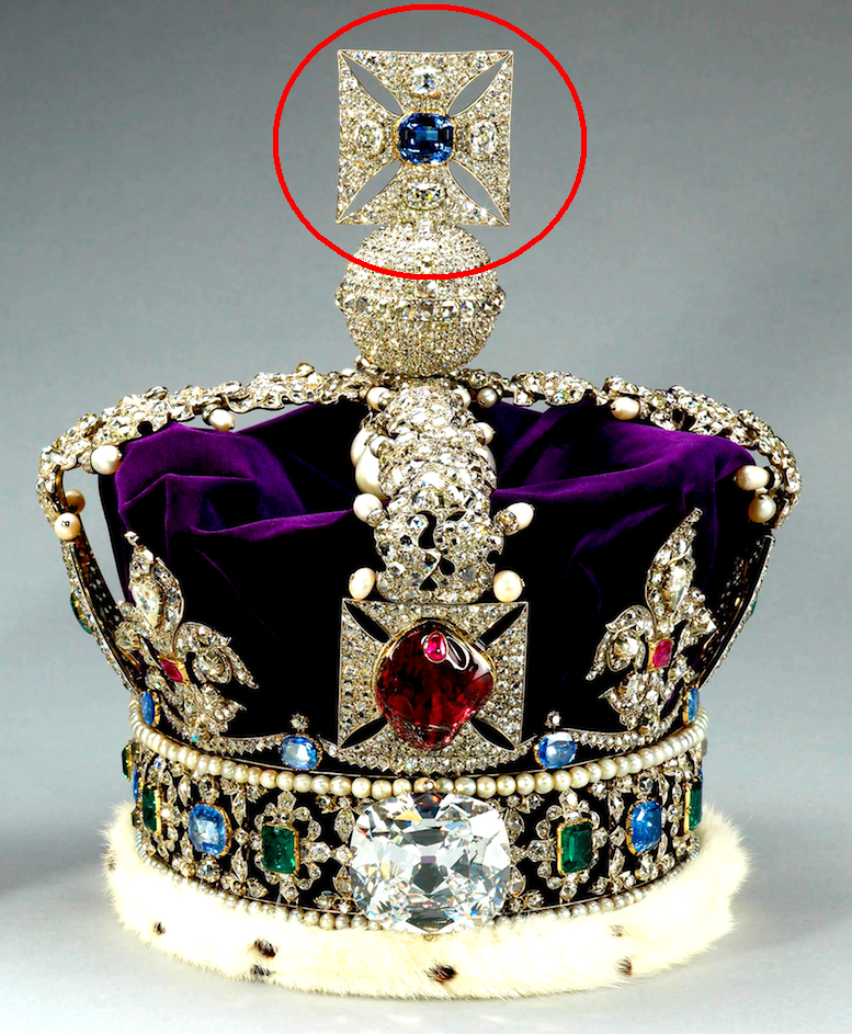 queen-elizabeth-ii-crown png  1349627 bytes Queen Elizabeth Crown