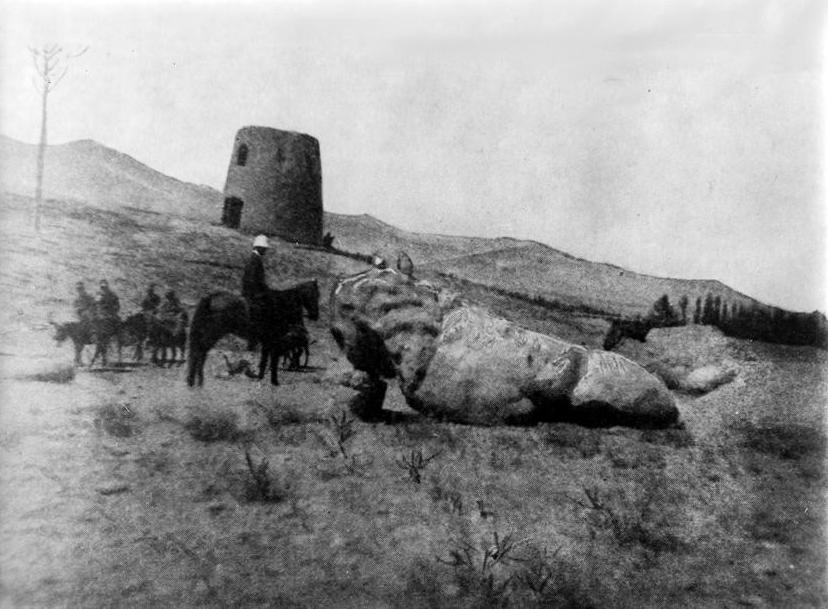 Hamedan in the past, History of Hamedan