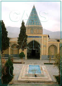 Shrine of Piruz (abu lulu) in Kashan.JPG (336686 bytes)