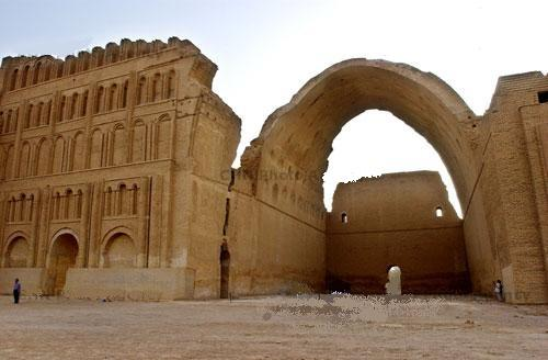 sasanian palaces and their influence on early islamic architecture