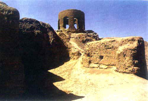 Ancient Mesopotamian Architecture Sasanian Architecture