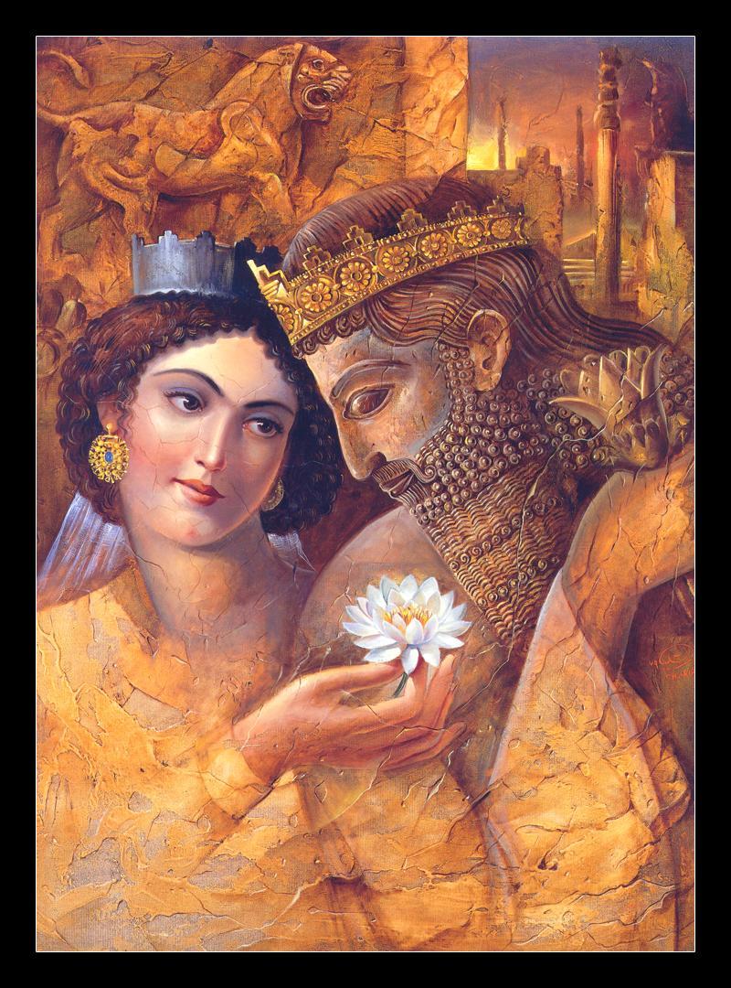 Persian love